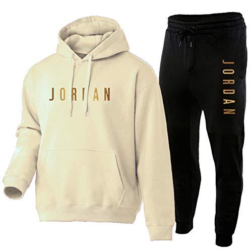 Bulls# Jordan - Sudadera con capucha para hombre y mujer, diseño de baloncesto