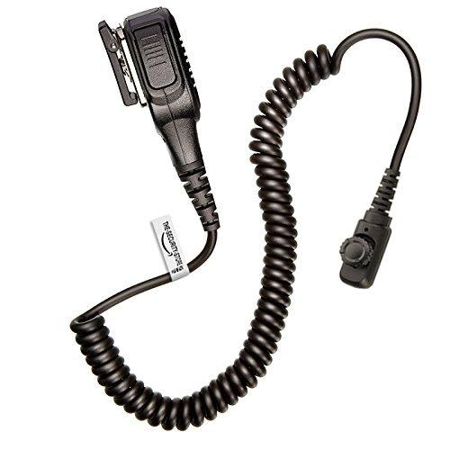Kevlar Lautsprecher für HYTERA Funkgerät (Multi Polig) PD705, PD782, PD785