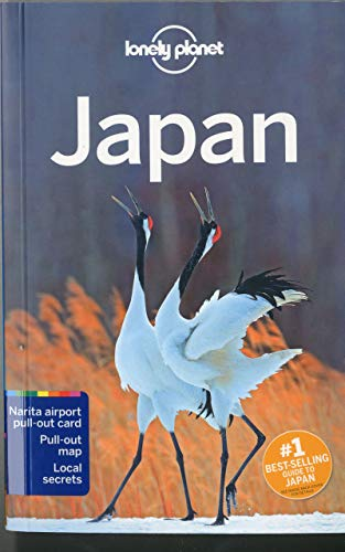 Japan (Lonely Planet Travel Guide)