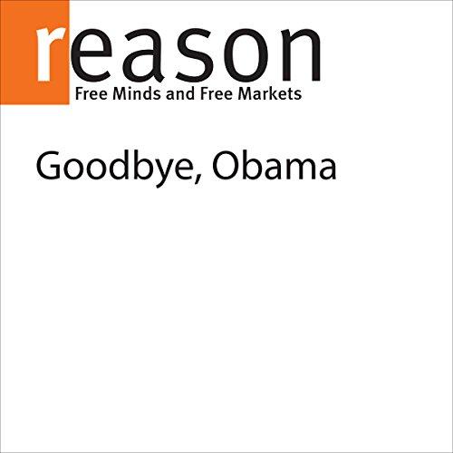 Goodbye, Obama audiobook cover art