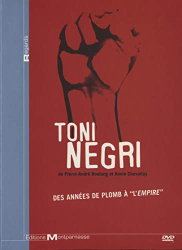 Toni negri, des brigades rouges à attac [FR Import]