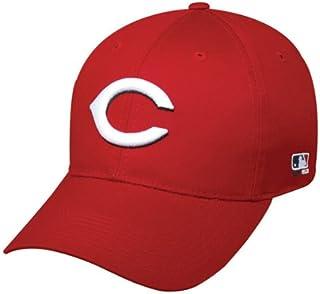 Cincinnati Reds ADULT Adjustable Hat MLB Officially Licensed Major League Baseball Replica Ball Cap