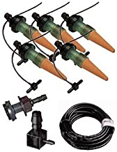 Blumat Automatic Watering Sensors - 5 Plant Starter Drip System - Made in Austria - Great for all Plants