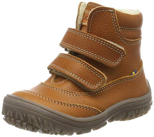 Kavat Unisex-Kinder Oden EP Schneestiefel, Braun (Light Brown 939), 35 EU