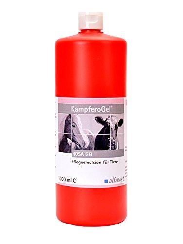 Alfavet KampferoGel Pflegeemulsion, 1000 ml