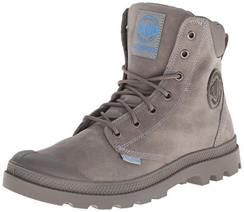 KG3 Palladium Pampa CUFF WP LUX Boots Herren Damen Leder Schuhe Gr. 36