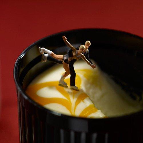 神戸フランツ『マンゴーレアチーズケーキ』