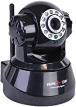Wansview NCB541W Network Night Vision Wireless WIFI IP Camera Webcam Pan/Tilt Ftp Email Event Alarm