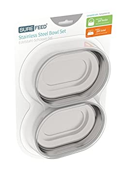 Sure Petcare SureFeed Stainless Steel Bowl