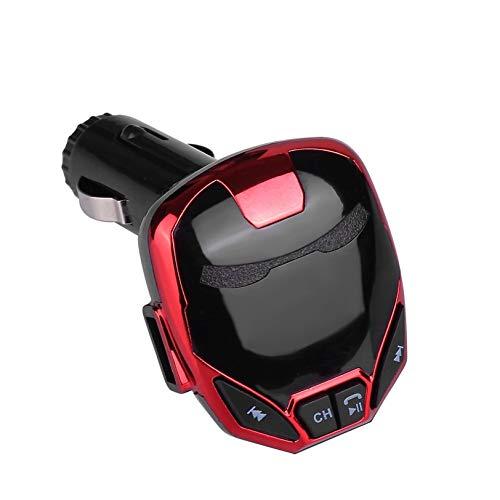 LLZGPZMP FM Transmitter Auto Bluetooth draadloze Bluetooth LCD FM zender Modulator USB Car Installatieset Mp3-speler SD Remote kwaliteit auto styling modus