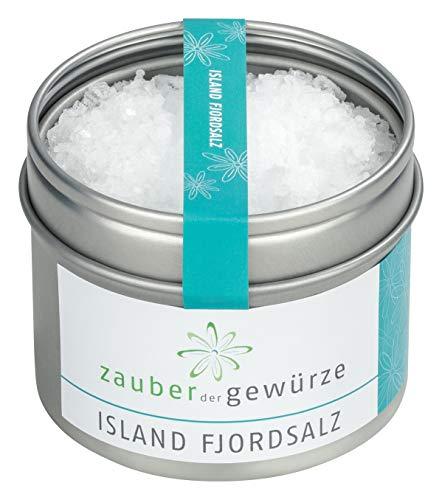 Zauber der Gewürze Island Fjordsalz, 80g