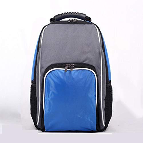 QXM reis-picknick-tas levering maaltijd ijsverpakking lunchpakket Fast Food ijszak vrieskast, blauw