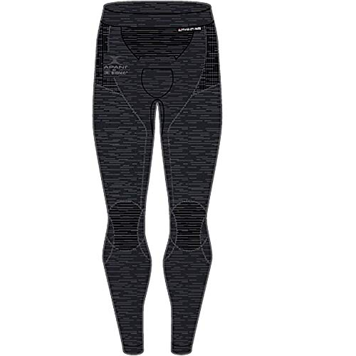 X-BIONIC Apani 4.0 Pantalon en Laine mérinos pour Homme M Noir