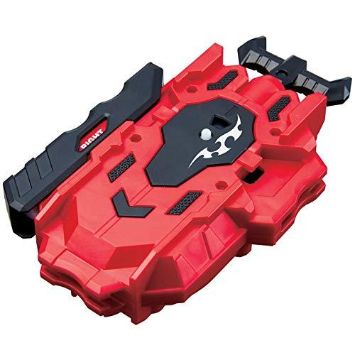 Battling Toys - Lanzador de Cuerda LR Burst Rojo B-88