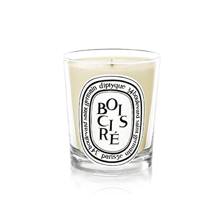 キリスト内部イライラするDiptyque Candle Bois Cir? / Polished Wood 190g (Pack of 2) - DiptyqueキャンドルBoisのCire /磨かれた木の190グラム (x2) [並行輸入品]