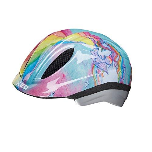 KED Meggy II Originals Helmet Kids Einhorn Paradies Kopfumfang M | 52-58cm 2018