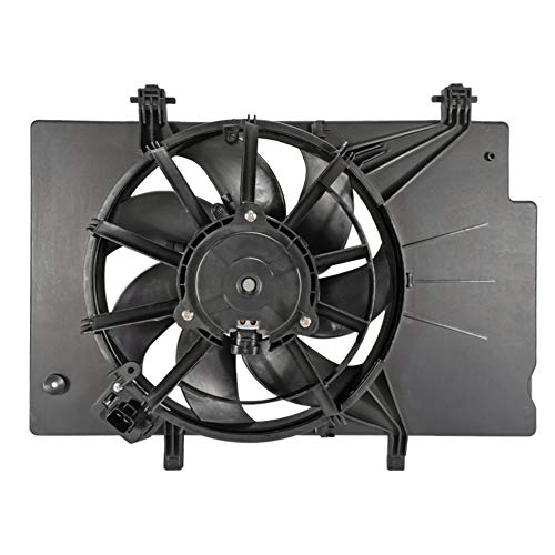 Focreedy FD404 Replacement Engine Radiator Condenser Cooling Fan Assembly for...