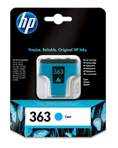 HP 363 Tintenpatrone Cyan