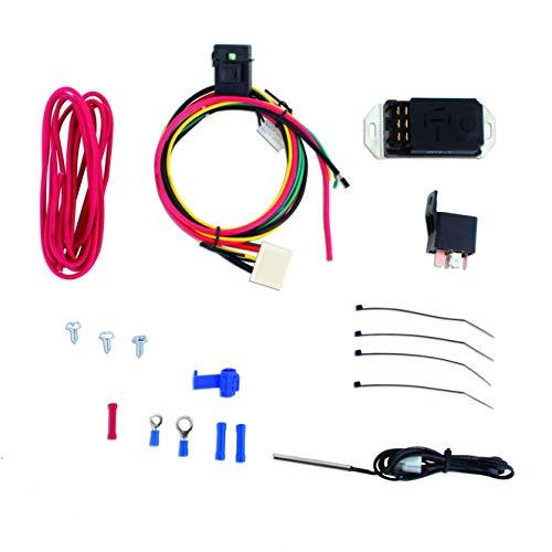 Mishimoto MMFAN-CNTL-UPROBE Adjustable Fan Controller Kit, Probe