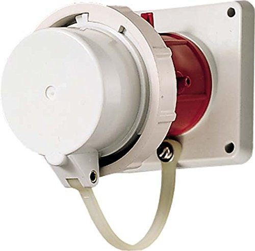Mennekes Anbaustecker HW/VN 3914 16A,7p,6h,400V CEE-Gerätestecker 4015394115793