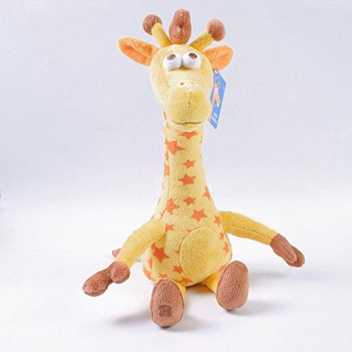 Toys R Us Plush 18 inch Geoffrey - Yellow