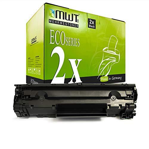 2X MWT kompatibel Toner für HP Laserjet 1100 3200 A SE M XI ersetzt C4092A 92A