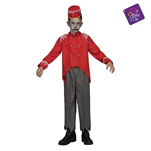 My Other Me Me Me - Halloween Conserje Disfraz, multicolor, 7-9 años (205332)