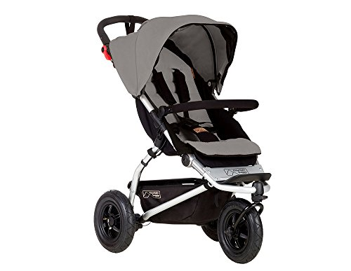Mountain Buggy poussette Swift silver