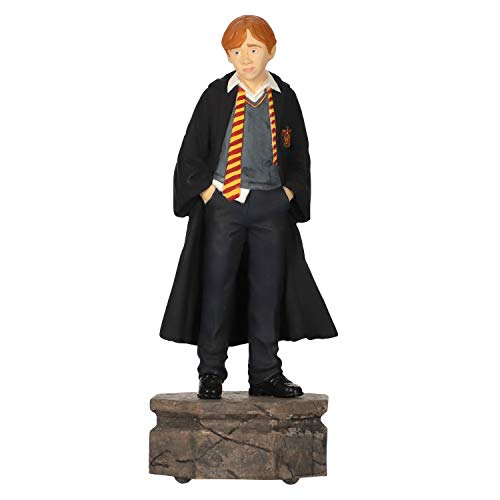 Hallmark Keepsake Christmas Ornament 2019 Year Dated Collection Ron Weasley With Light and Sound