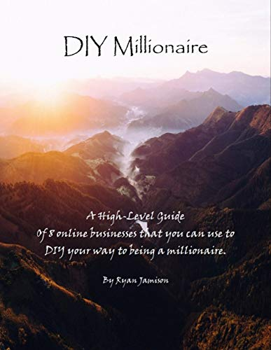 DIY Millionaire: A High-Level Guide  Of 8 online businesses that you can use to DIY your way to being a millionaire. (English Edition)