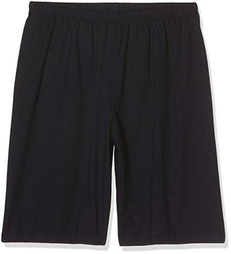 Trigema Unisex Baby 136104 Shorts, Blau (Navy 046), 68