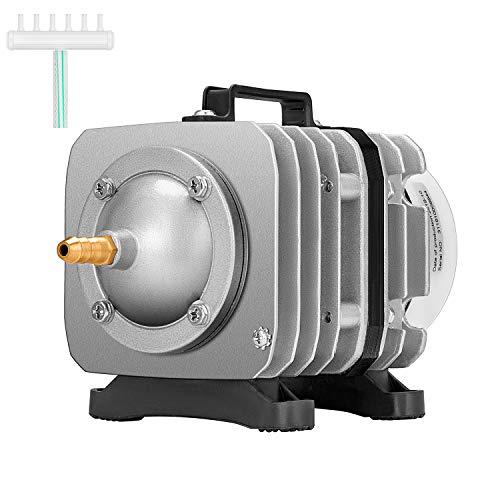 VIVOSUN Air Pump 35W 50L/min 6 Outlet Commercial Air Pump for Aquarium and Hydroponic Systems