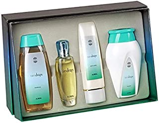 Raindrops Gift Set by Ajmal 50ml