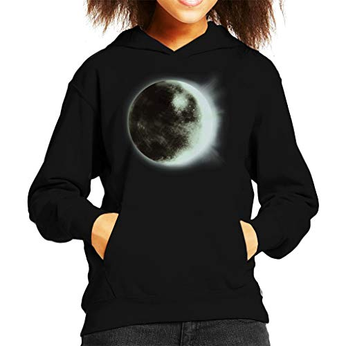 Cloud City 7 Full Moon Shine Sweatshirt met capuchon voor kinderen