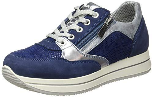 IGI&CO Scarpa Donna DKU 51645, Sneaker, Blu (Blu 5164511), 38 EU