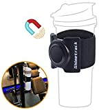 Shinetrack Magnetic Water Bottle Holder for Hydro Flask and Other Wide Mouth Bottles, Adjustable Water Bottle Belt