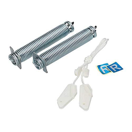 Türscharnierfeder Feder Farbcode schwarz Seilzug Reparatursatz Spülmaschine Geschirrspüler für Bosch Siemens 00754869 754869