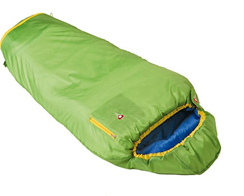 Grüezi+Bag Kinder Mitwachsender Kinderschlafsack Kids Grow Colorful, Apple, 35 x 18 x 18 cm