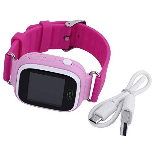 Rastreador de ejercicios Niños Estudiante Pantalla táctil Relojes inteligentes Localizar GPS Llamada telefónica WiFi Anti Fall Off Reloj de pulsera Hidrófugo Q90 Monitorización de la frecuenci