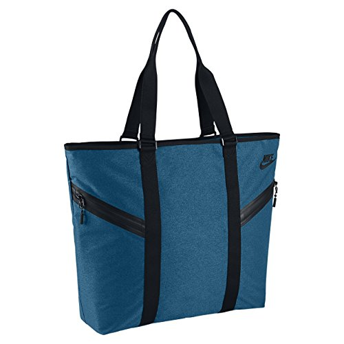 Nike Azeda Premium Tote Bag Blue/Black 1465 CU IN BA5267-457