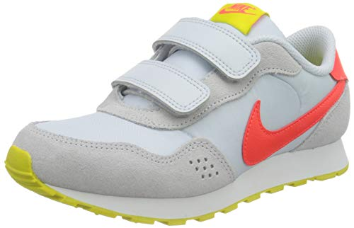 Nike MD Valiant (PSV), Zapatillas para Correr, Football Grey Bright Crimson L Armory Blue, 33 EU