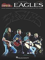 Eagles: Lyrics, Chord Symbols and Guitar Chord Diagrams for 19 Hit Songs