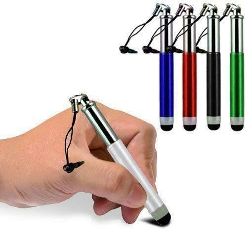N4U Online 5 Pack Retractable Stylus Pen Value Pack for Onda V919 3G Core M