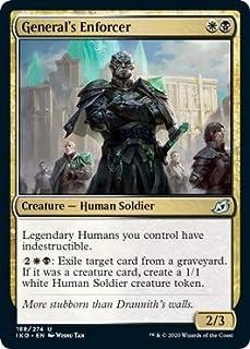Magic: The Gathering - General's Enforcer - Ikoria: Lair of Behemoths