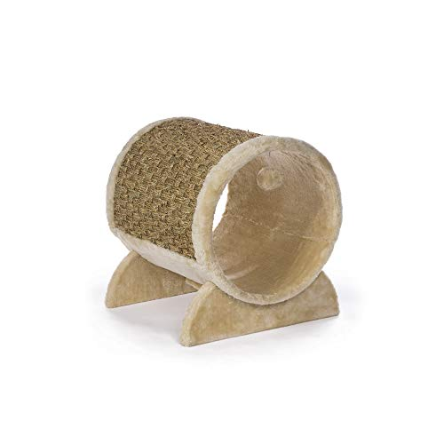 Prevue Pet Products Kitty Power Paws Plush Cozy Tunnel 7383
