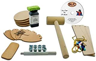 Springfield Leather Company Beginners Starter Set - Indian Lore