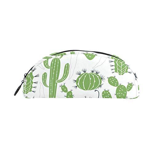 DEZIRO Federmäppchen Kaktus-Pfeffer-Fliesen-Etui, für Studenten