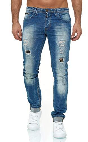 KINGZ Jeans 1281 Blue 30