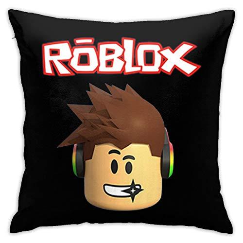N / A Roblox - Funda de cojín para sofá, 45 x 45 cm, produ