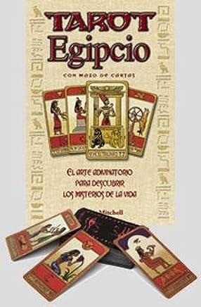 Tarot egipcio / Egyptian Tarot: El arte adivinatorio para ...
